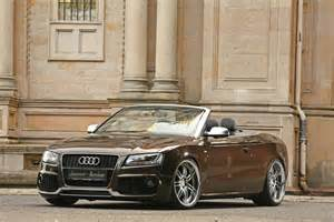 audi a5 cabriolet rs bodykit and performance package by