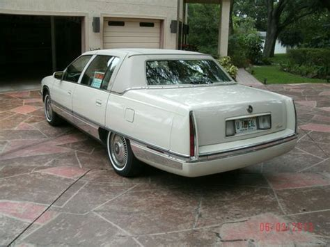 automobile air conditioning service 1995 cadillac deville parking system sell used 1995 cadillac sedan deville mint condition in lake mary florida united states