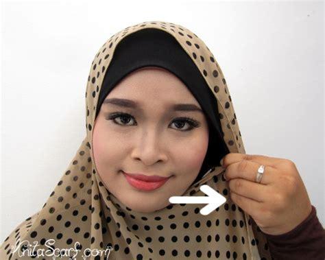 tutorial turban dewi sandra model jilbab 2014 dewi sandra hijab style paling terbaru