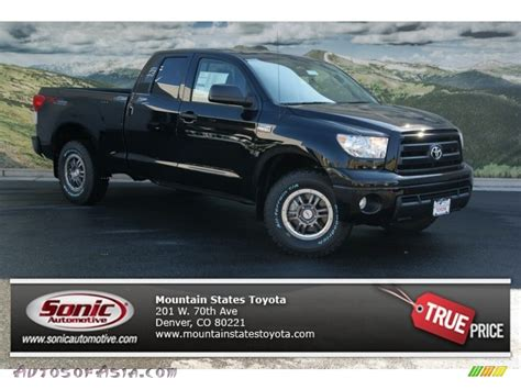 toyota rock warrior package rock warrior special edition package autos weblog
