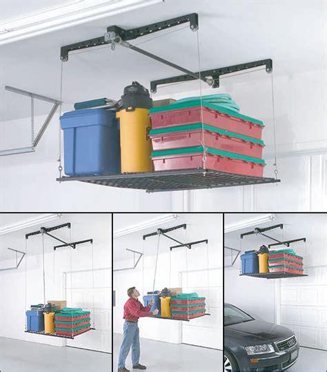 Shelf It Overhead Storage by Overhead Storage