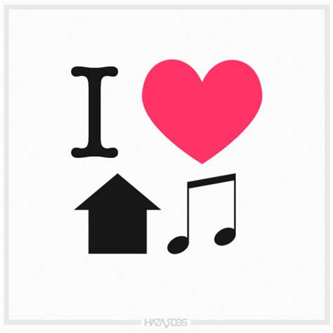 i love house music i love house music by hazardos on deviantart