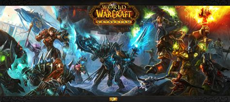 world of warcraft wallpaper in hd