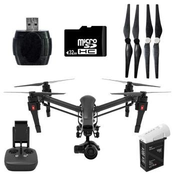 Onagofly Drone Pro Kit Black Edition 2 dji inspire 1 pro black edition quadcopter with zemuse x5 4k and 3 axis gimbal 32gb