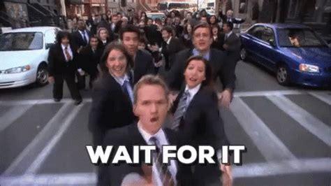 Wait For It wait for it wait for it gif waitforit barneystinson