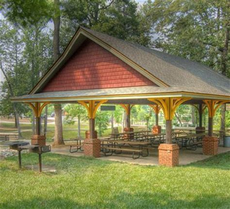 backyard shelter plans picnic shelter anna turns 30 let s party pinterest