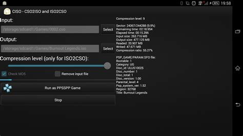 download game psp format zip ciso psp iso compressor android apps on google play