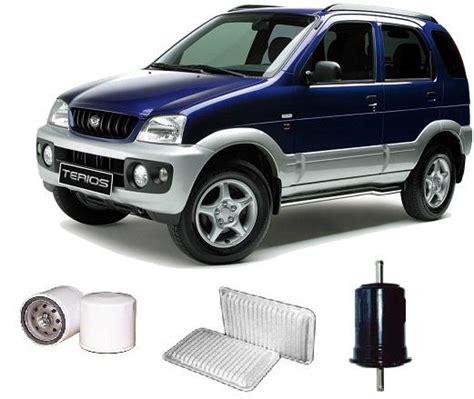 Kopling Set Terios 7 kit5091 filter kit daihatsu terios 1 3l j102 petrol 4cyl k3 ve mpfi dohc 2000 2005 air