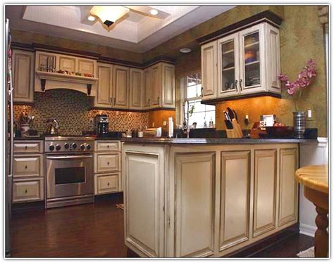 kitchen cabinet resurfacing ideas oak kitchen cabinet refinishing home design ideas