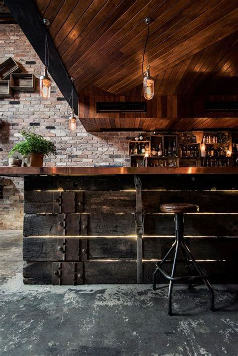 Rustic Bar Top Ideas by Best 25 Rustic Bars Ideas On Rustic Bar