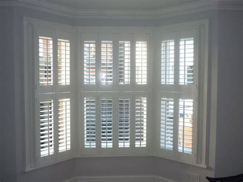 Where To Buy Window Shutters Shutters For Bay Windows Bay Window Shutters Stylish