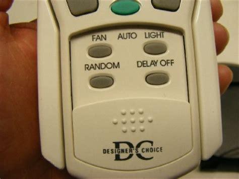 designer choice ceiling fan remote manual designers choice thermostatic ceiling fan remote control