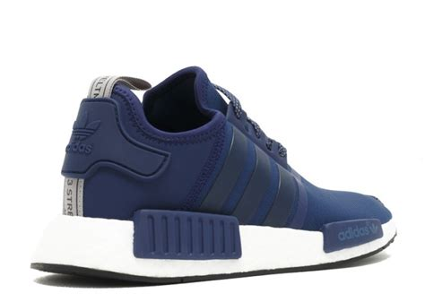 adidas nmd r1 quot jd sports quot by2505 navy blue white shoes outlet shop