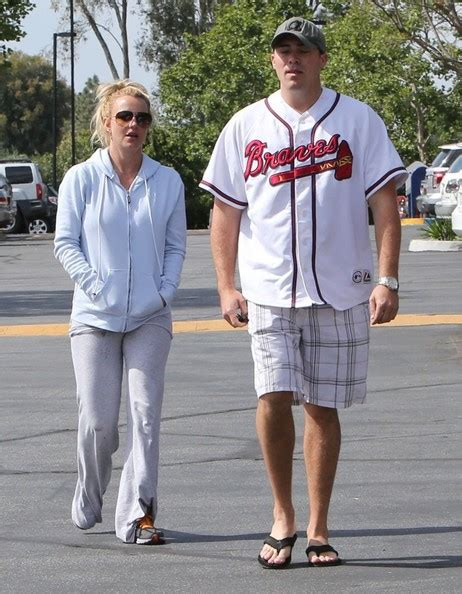 Britneys Aa Meeting by And David Lucado Spotted In Westlake Zimbio