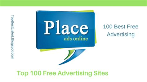 best free classifieds top 100 best classified websites to post ads for free