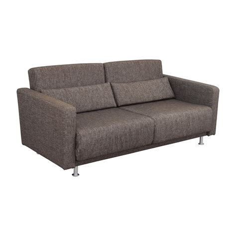 dot and bo sleeper sofa 68 off bo concept bo concept melo brown reclining
