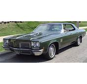 1972 Oldsmobile Delta 88 Royal