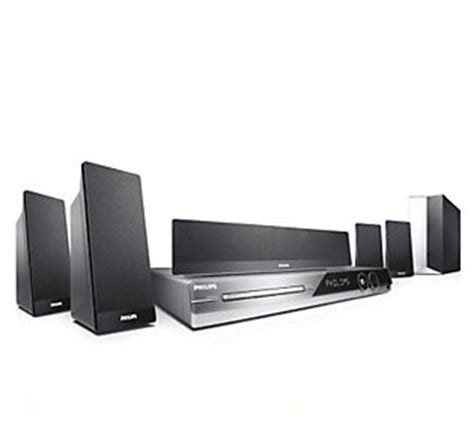 philips hts3544 dvd home theater system qvc
