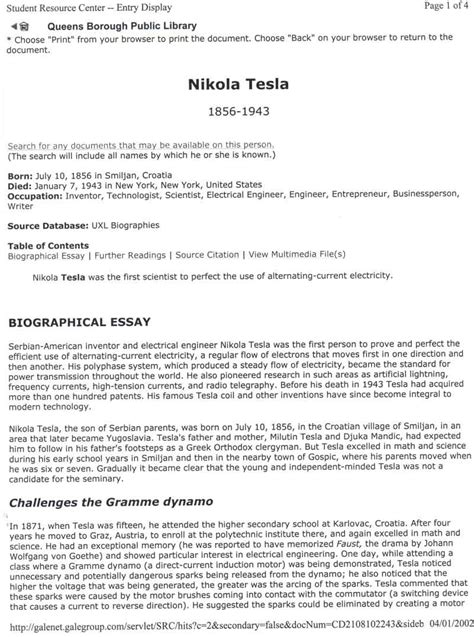 biography essay format written biography biography pinterest