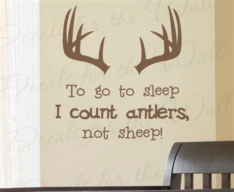 count antlers wall decal wall top 25 best baby room sheep ideas on baby