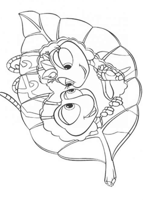 a bugs life coloring pages a bug s life 5