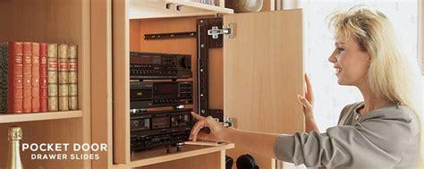 cabinet pocket door slides pocket door slides cabinetparts com