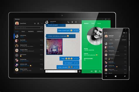 whatsapp for windows mobile como poderia ser o whatsapp para windows 10 mobile e