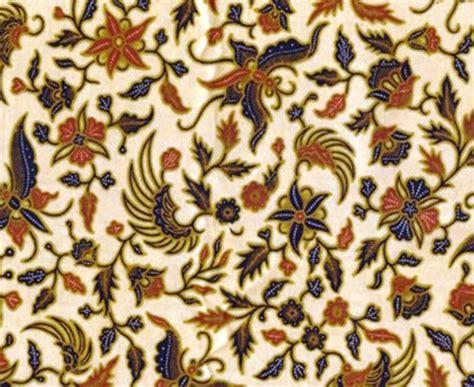 Kain Batik Motif Sulur Bunga motif batik bunga terlaris setahun belakangan ini serambi batik