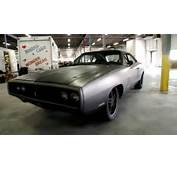 Behind Fast Five Re Igniting Dominic Toretto's 1970 Charger