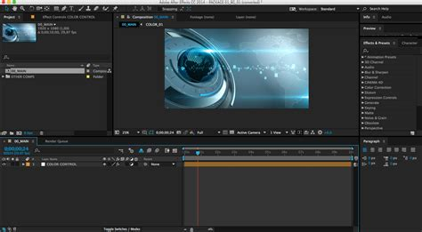 After Effects Background Templates Free Download Bluefx After Effects Text Animation Templates