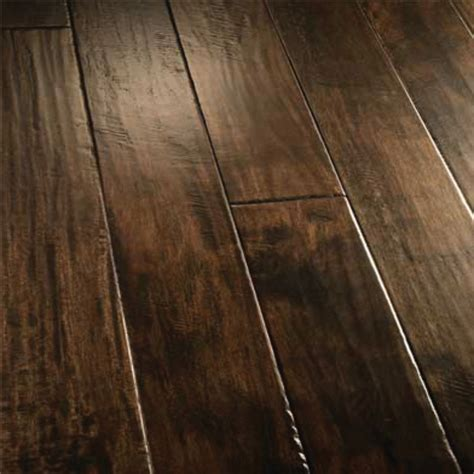 china acacia dark american walnut color clear grade prefinished uv lacquer hardwood floors