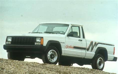 1991 jeep comanche specs 1991 jeep comanche gas tank size specs view manufacturer