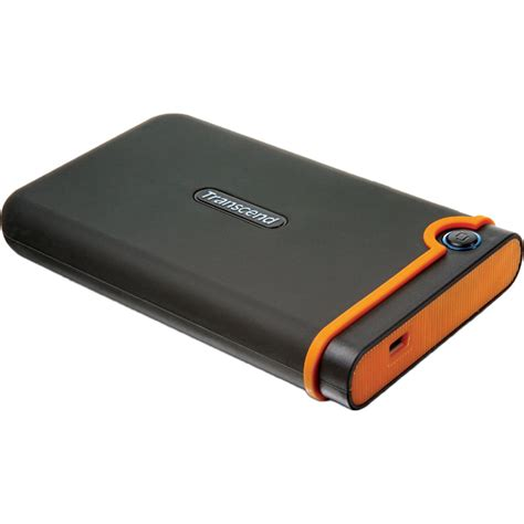 Harddisk External Transcend 250gb transcend 250gb storejet 25m portable drive ts250gsj25m b h