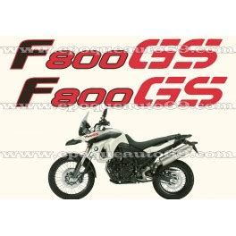 Sticker Bmw 800 Gs by Kit Autocollants Stickers Bmw 800 Gs De 2010 Epoqueauto69