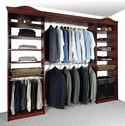 cherry wood closet organizer solid wood closets inc receives reviews from the