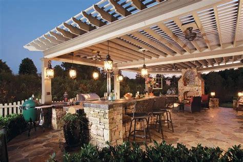 backyard overhang outdoor bar overhang with drop lighting remodel me