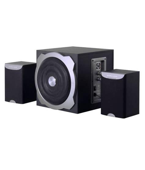 buy fd   multimedia speakers black