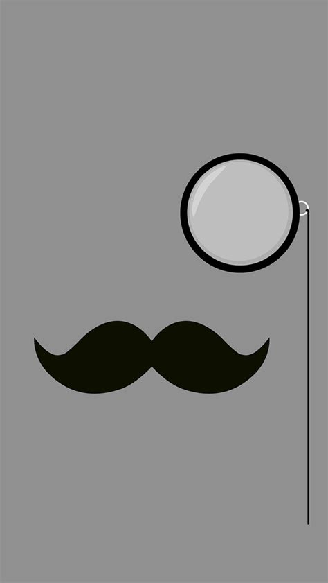 wallpaper for iphone classy classy mustache wallpaper for iphone x 8 7 6 free