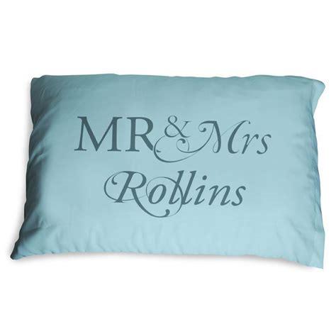 Mr Mrs Pillow Cases by Mr Mrs Pillowcases
