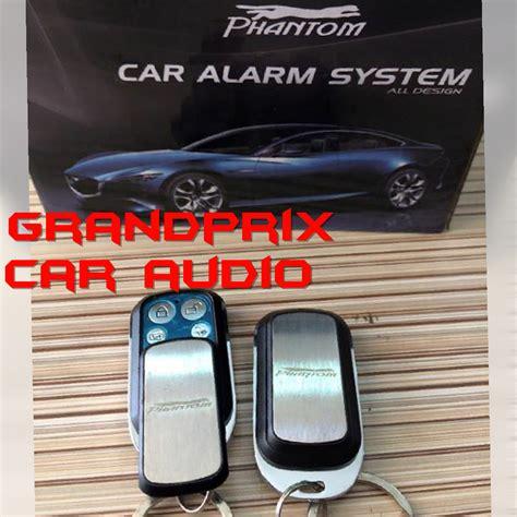 Alarm Mobil Auto grandprix car audio tlp 081216152345 toko dan bengkel tempat pasang audio alarm central lock