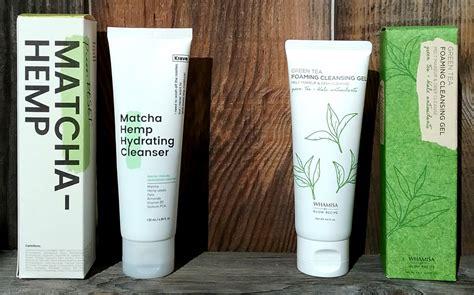 Detox Vs Hydrating by Comparison Review Krave Matcha Hemp Hydrating