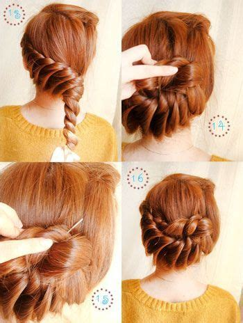 steps for long braids to be put in a bun 19 fabulous braided updo hairstyles with tutorials updo