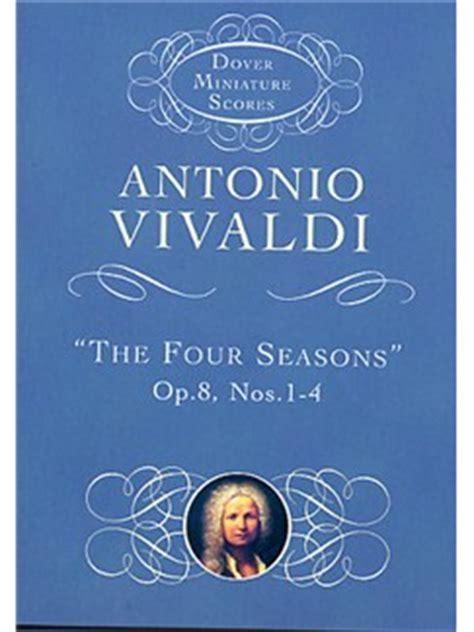 libro deep south four seasons vivaldi the four seasons orquesta de cuerdas libros partituras y cancioneros musicroom es