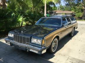 buick electra estate station wagon for sale photos