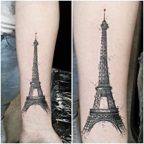 eiffel tower tattoo designs best 25 eiffel tower ideas on tour