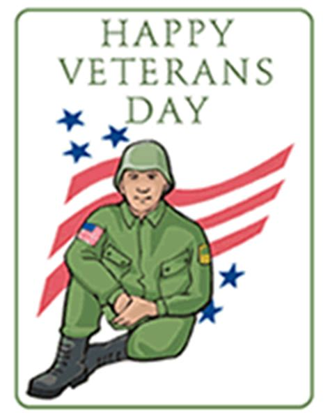 Happy Veterans Day To Army Soldier Free Greeting Card Template by Free Printable Veterans Day Greeting Cards