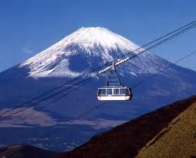 Car Rental Japan Hakone Climb Aboard A Hakone Ropeway Cable Car And Gaze Upon