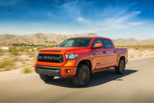 Toyota Trd 2015 Toyota Tundra Trd Pro Review Rating Pcmag