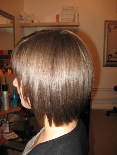 layered neck length bob hairstyles short layered bob haircuts back view easy to care for