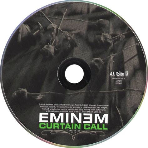 curtain call cover covers box sk eminem curtain call the hits high